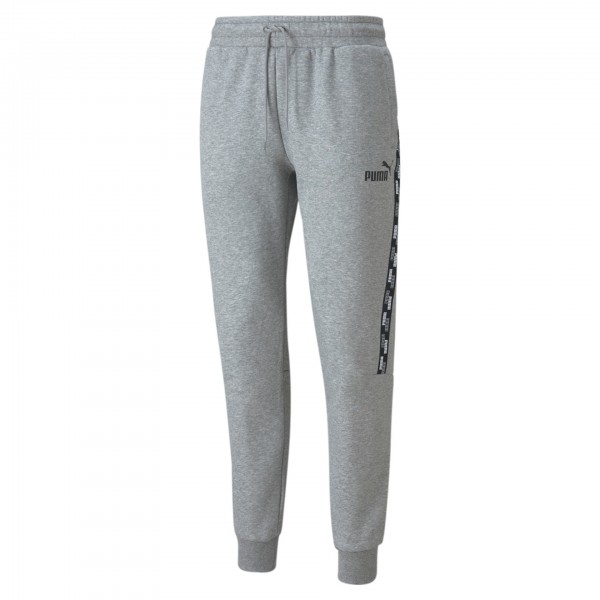 Puma Power Tape Sweat Pants FL CL / Herren Jogginghose 589397 (Grau 03)