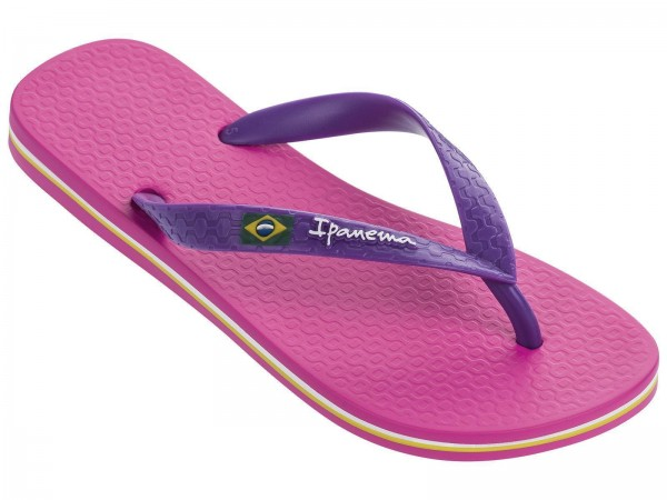 Ipanema Clas Brasil II Damen Zehentrenner (Pink 9154)