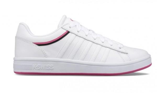 K-Swiss Court Winston Damen Sneaker 96154 (Weiß 178)