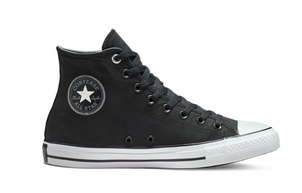 Converse Chucks Taylor All Star Space Explorer HI Sneaker 164880C (Schwarz)