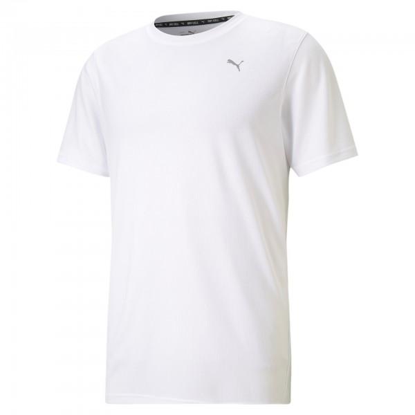Puma Performance SS Tee Herren T-Shirt 520314 (Weiß 02)
