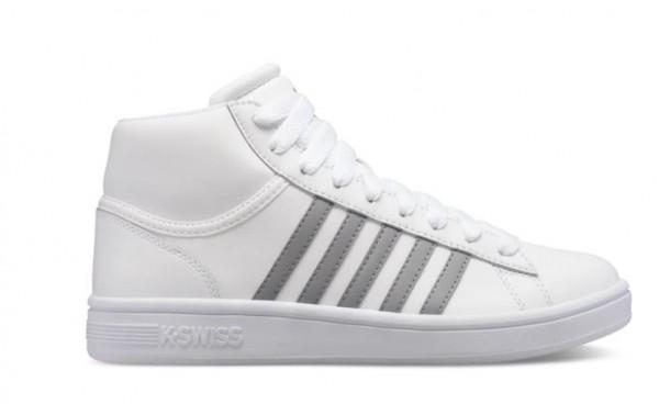 K-Swiss Court Winston Mid Damen Sneaker 96797 (Weiß 149)