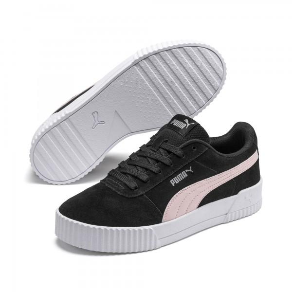 Puma Carina Damen Sneaker 369864 (Schwarz 11)