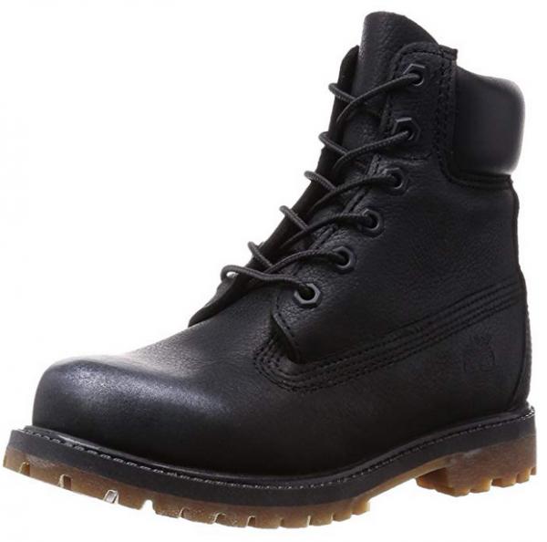 Timberland 6 Inch Premium Damen Stiefel (Schwarz)