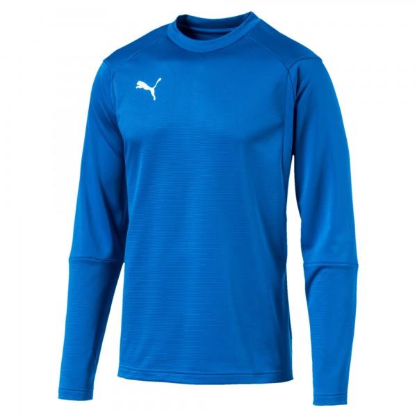 Puma LIGA Training Sweat Herren Shirt 655669 (Blau 02)