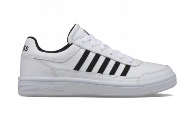K-Swiss Court Chasseur Herren Sneaker 06042 (Weiß 102)