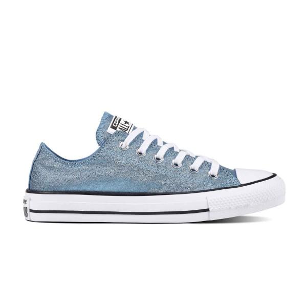 Converse Chucks Taylor All Star Low Damen Sneaker 561710C(Blau)