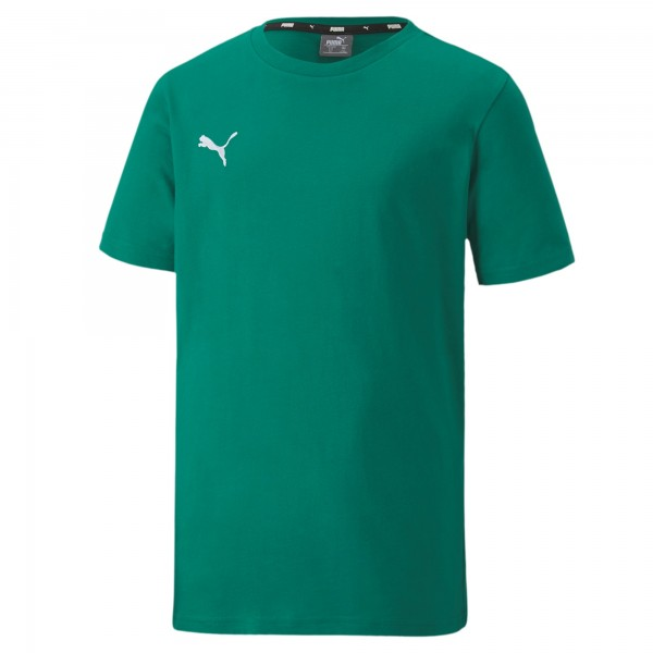 Puma TeamGOAL 23 Casuals Tee Jr Kinder T-Shirt 656709 (Grün 05)
