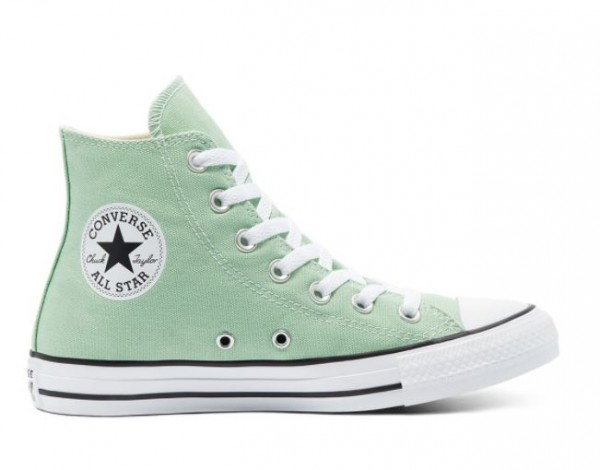 Converse Chucks Taylor All Star HI Sneaker 170465 (grün)