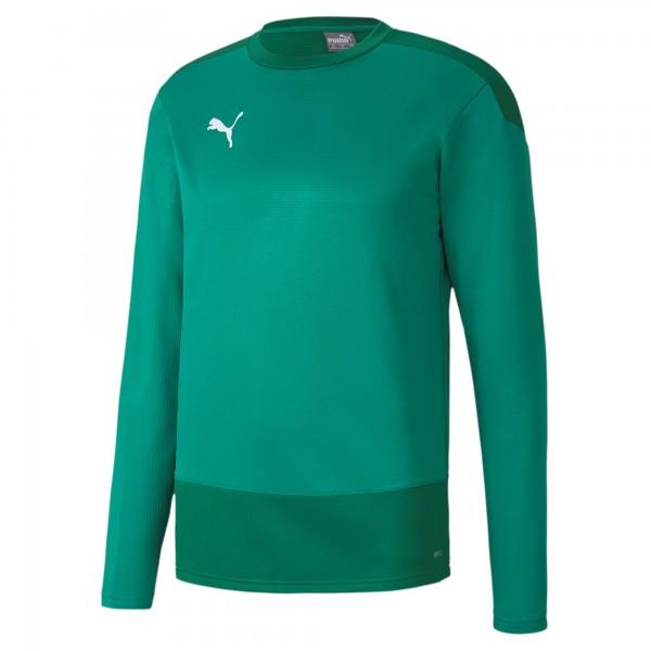 Puma TeamGOAL 23 Training Herren Sweatshirt 656478 (Grün 05)