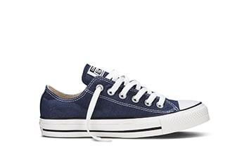 Converse Chucks Taylor All Star Ox Low (Blau/Navy )