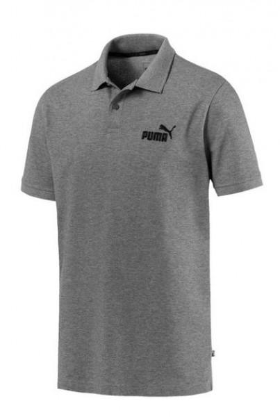 PUMA ESS PIQUE POLO Shirt Herren(Grau 03)