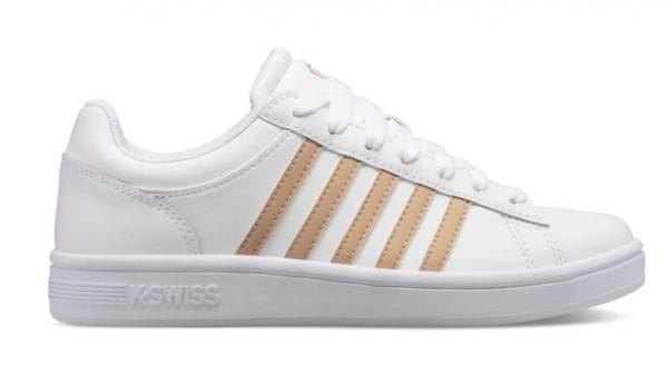 K-Swiss Court Winston Damen Sneaker 96154 (Weiß 183)