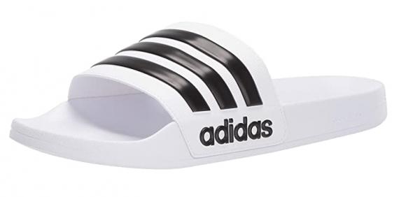 Adidas Adilette Shower Herren Badeschuhe AQ1702 (Weiß)