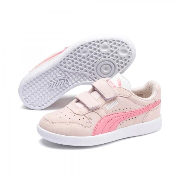 Puma Icra Trainer SD V PS Kinder Sneaker 360756 (Rosa 33)