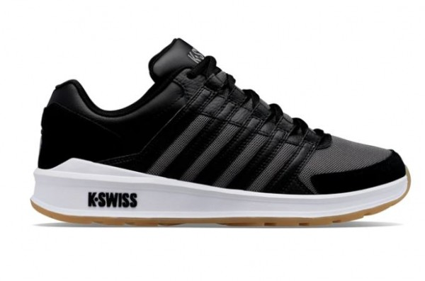 K-Swiss Vista Trainer T Herren Sneaker 07119 (Schwarz 011)