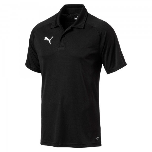 Puma LIGA Sideline Herren Poloshirt 655608 (Schwarz 03)