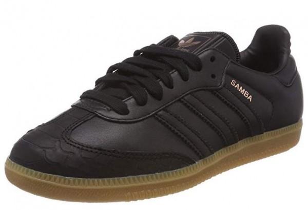 Adidas Samba Damen Sneaker CQ2641 (Schwarz)