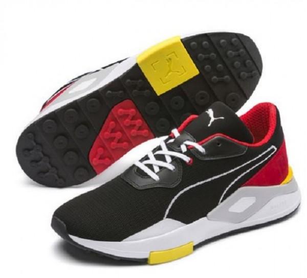 Puma Shoku Koinobori Herren Sneaker 369326(Schwarz 02)