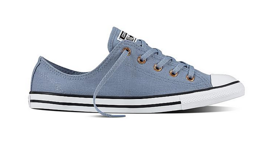 Converse All Star Ox Sneaker Blau