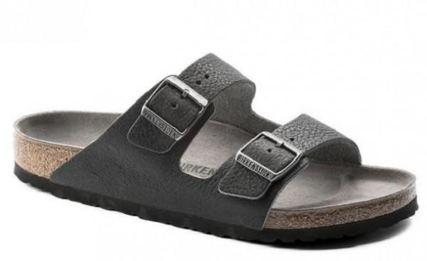 competitive price d64c5 4ad51 Birkenstock Arizona NL Herren Schuhe schmal (Grau)