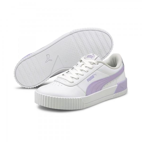 Puma Carina L Damen Sneaker 370325 (Weiß 39)