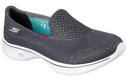 Skechers Gowalk4 - Propel Damensneaker 14170 (Grau-CHAR)