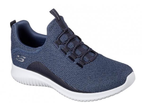 Skechers Ultra Flex Damen Sneaker (Blau-NVY)
