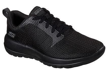 Skechers GOwalk Joy - Paradise Damen Sneaker 15601(Schwarz-BBK)