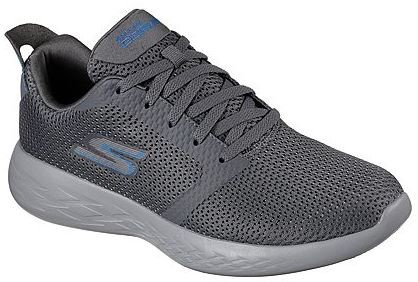 Skechers GOrun 600 - Refine Herren Sneaker 55061(Grau-CCBL)