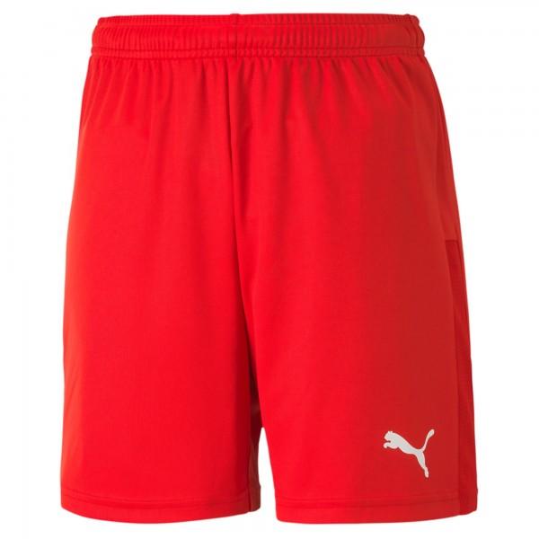 Puma TeamGOAL 23 Knit Jr Kinder Shorts 704263 (Rot 01)