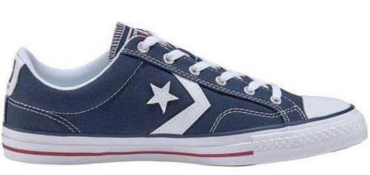 Converse Chuck Taylor Star Player Ox Sneaker 144150C (Blau)