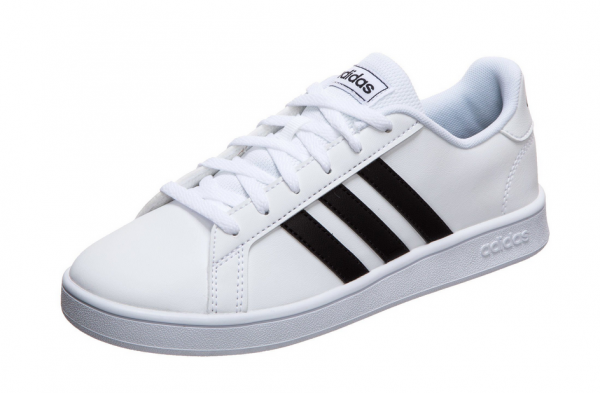 Adidas Grand Court Base Herren Sneaker EE7904 (Weiß)