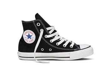 Converse Chucks Taylor All Star HI Sneaker M9160 (Black)
