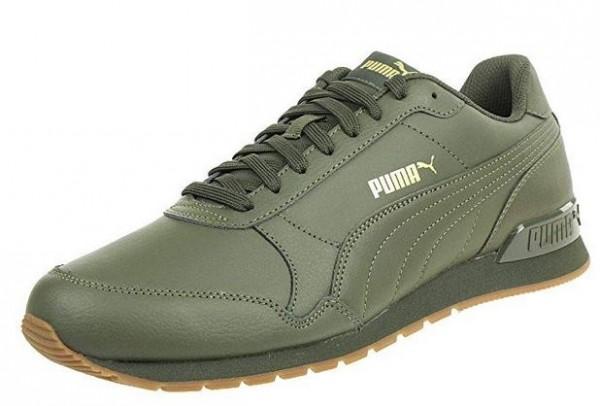 Puma ST Runner v2 Full L Herren Sneaker 365277 (Grün 10)