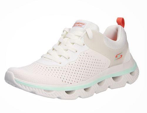 Skechers Bobs Sport Arc Waves - Bobs Star Damen Sneaker 117168 (weiß-OFWT)