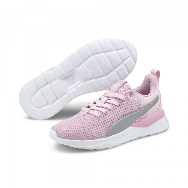 Puma Anzarun Lite Jr Kinder Sneaker 372004 (Rosa 13)