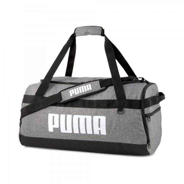 Puma Challenger Duffel Bag M Sporttasche 076621 (Grau 12)