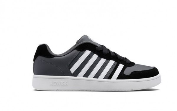 K-Swiss Court Palisades Herren Sneaker 06931 (Schwarz 065)