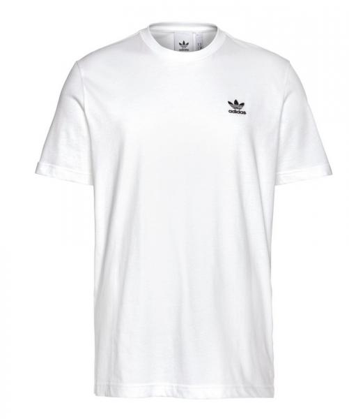 Adidas Essential Tee Herren T-Shirt FM9966 (Weiß)