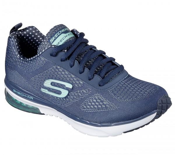 Skechers Air Infinity Damen Sneaker 12111 (Blau-NVAQ)