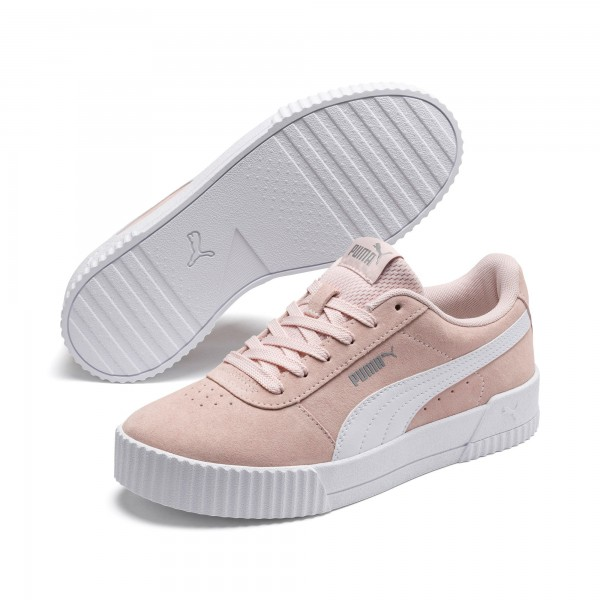 Puma Carina Damen Sneaker 369864 (Rosa 12)