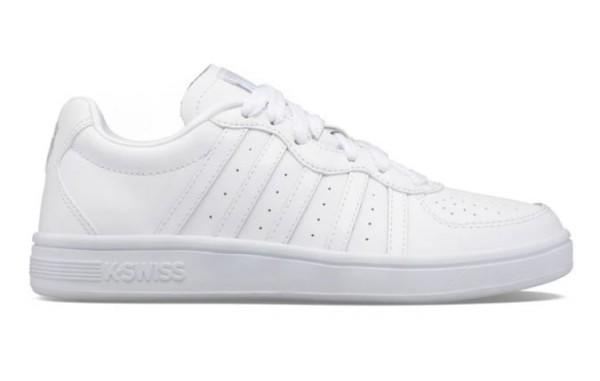 K-Swiss Westcourt Damen Sneaker 96995 (Weiß 101)