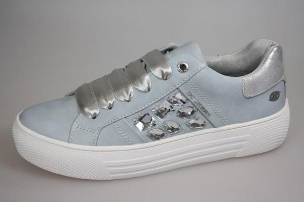 Dockers Damen Sneaker 42BM218-610 (Hellblau 610)