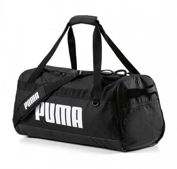 Puma Challenger Duffel Bag M Sporttasche 076621 (Schwarz 01)