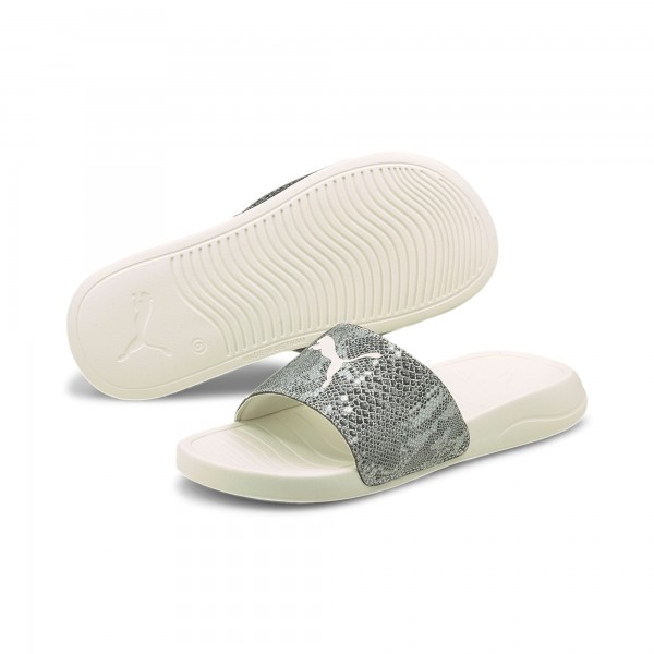 Puma Popcat 20 Untamed Damen Sandale 375108 (Beige 03)