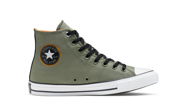 Converse Chucks Taylor All Star Space Explorer HI Sneaker 164881C (Grün)