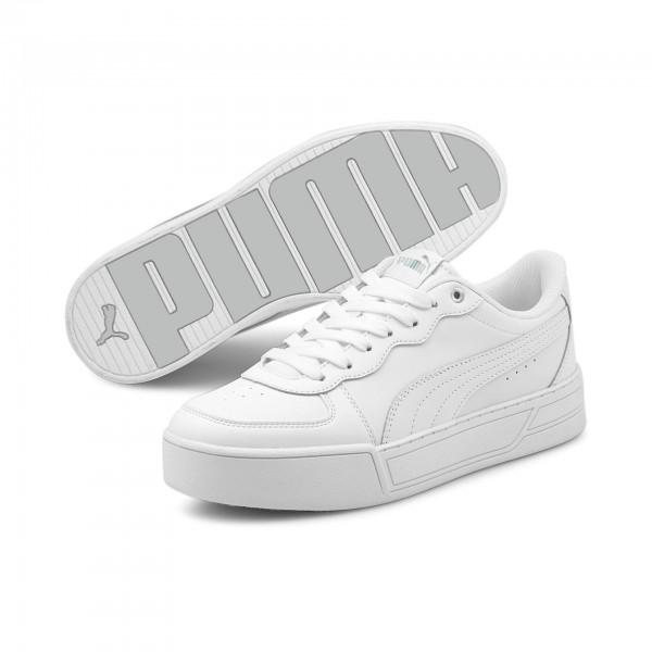 Puma Skye Damen Sneaker 374764 (Weiß 01)