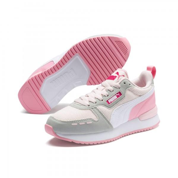 Puma R78 Jr Kinder Sneaker 373616 (Rosa 04)