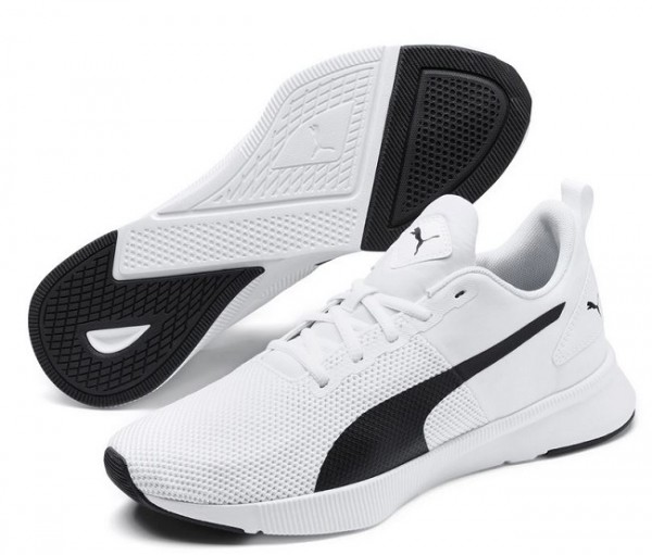 Puma Flyer Runner Herren Sneaker 192257 (Weiß 24)